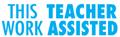 35170 - Work Assisted Teacher Stamp