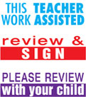 35206 - 3 Pack Teacher Stamps (#35170, 35171, 35172)